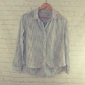 CLOTH & STONE BUTTON DOWN
